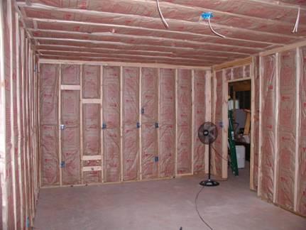 Фото звукоизоляция стен